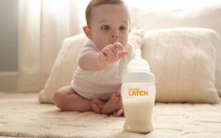 Режим кормления ребенка