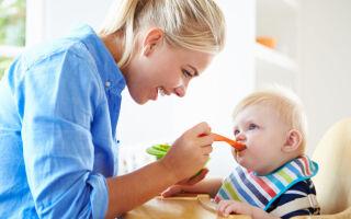 Сколько ребенок съедает за кормление