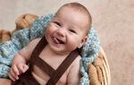 Развитие ребёнка в 4 месяца