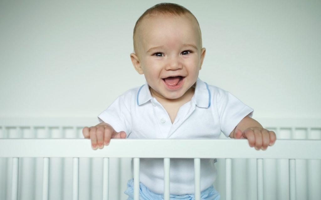 Физическоеразвитие ребёнка в 8 месяцев