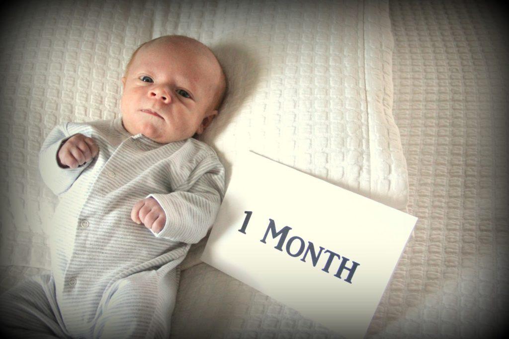 Особенности развития слуха и зрения детей, возрастом от 0 до 1 месяца