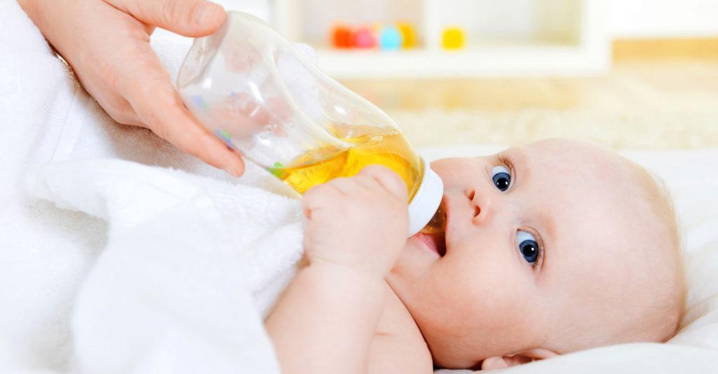 Что нужно делать, чтобы избежать икоты у младенца?