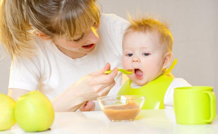 Норма питания ребенка в 1 год.