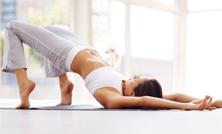 Йога после родов: упражнения
